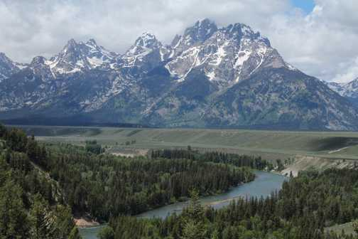Snake River Viewpoint