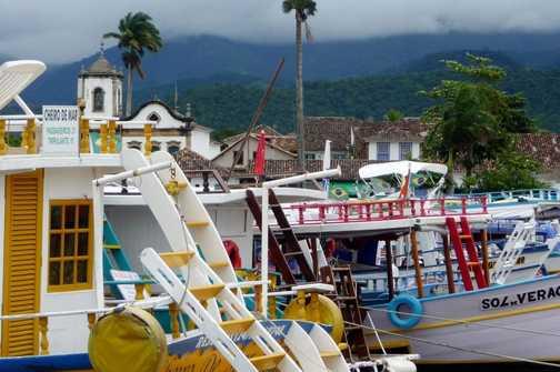Boats, Paraty