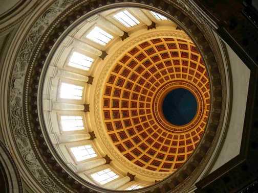 In the Capitol, Havana