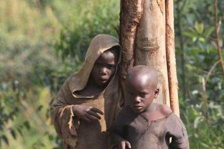 children - Rwanda