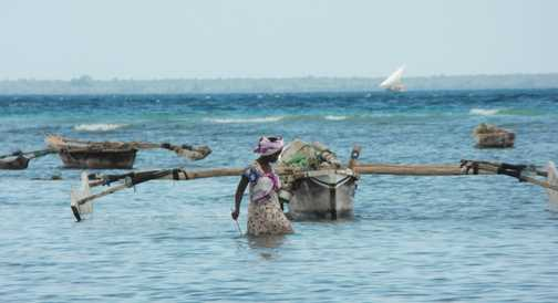 Zanzibar ...... fishermen