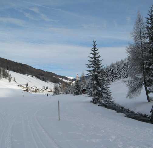 Day 2 Obernberg valley return for lunch