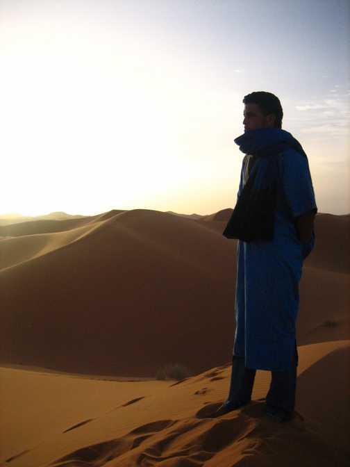 Sahara local man