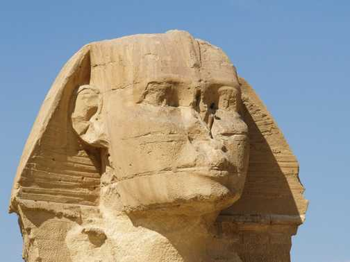Face of the Sphinx