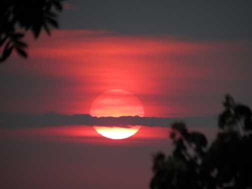 Sunset - Villas Gaia