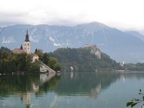 Lake Bled reflections