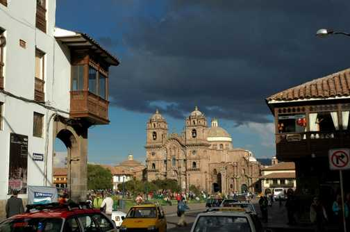 Cuzco - great atmosphere