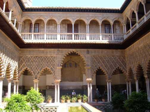 Seville-Alcazar 3