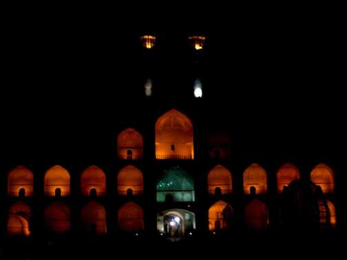 Tuesday's Mosque of the Day . . . Yazd.