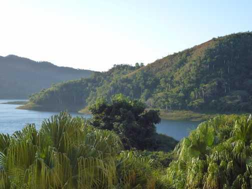 Lake Hanabanilla