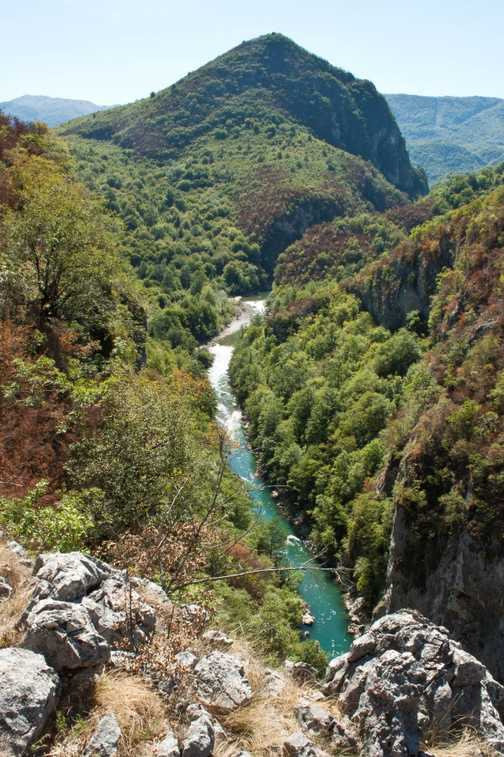 Above the Neretva River (2)