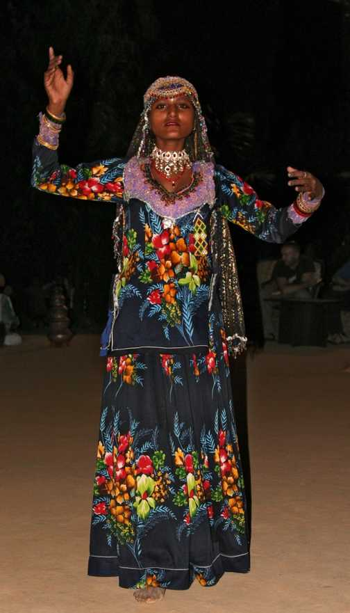 Dancing Gypsies at Ranthambore