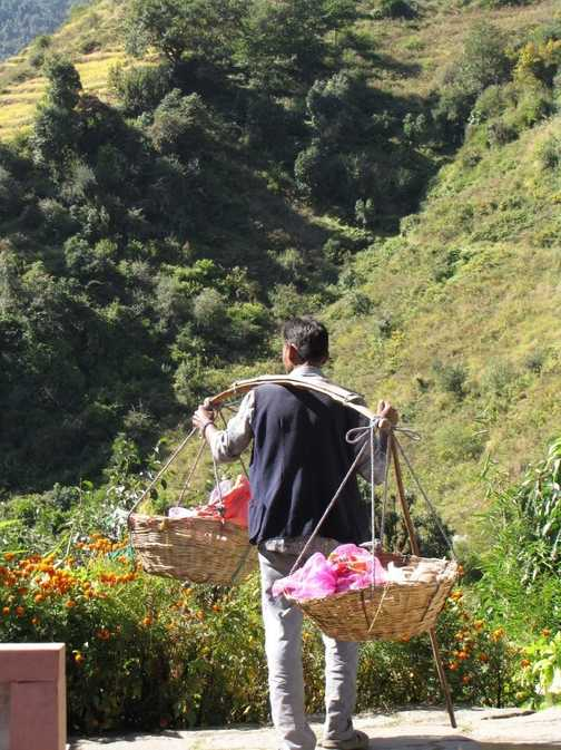 Deliveries from Amazon are a little difficult in Nepal