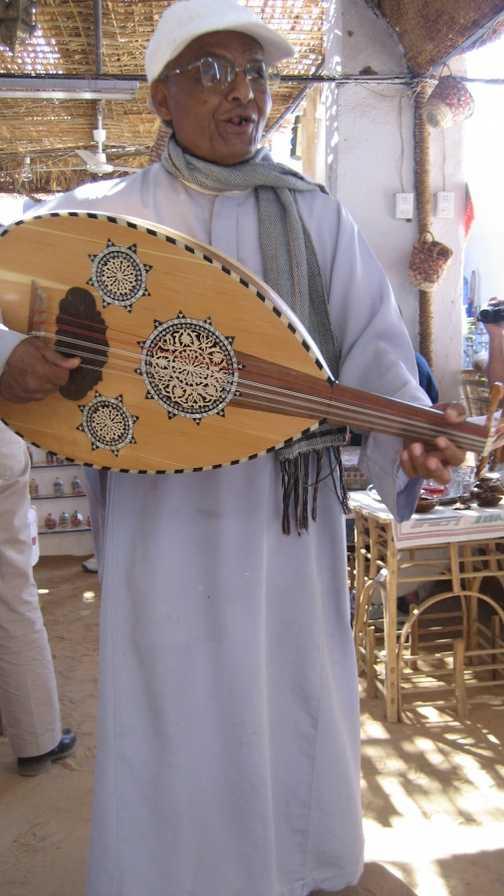 singer@nubian village