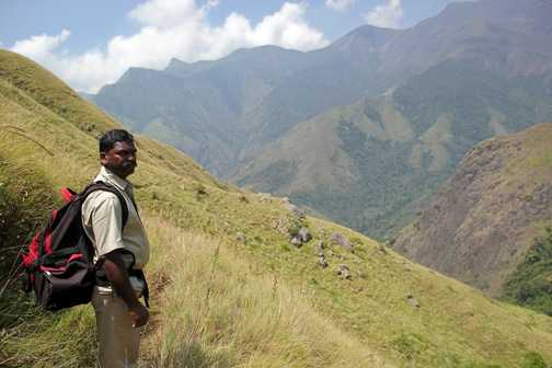 Maury our Tamil Nadu guide