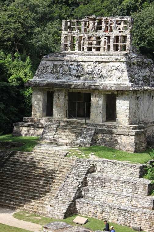 Palenque outer temple