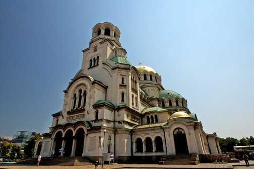Sofia - Alexandr Nevski Cathedral