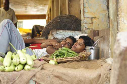 Chilling - Varanassi