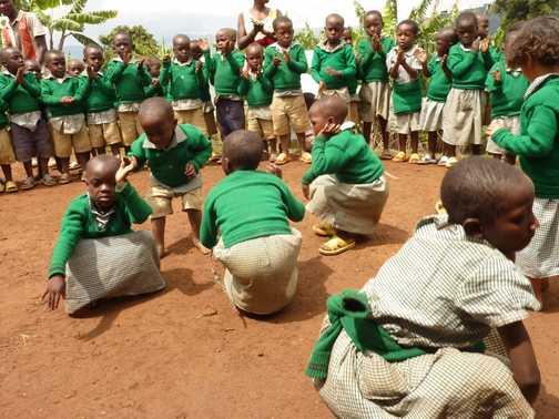 ugandan orphanage