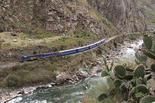 Peru Rail - a classic journey