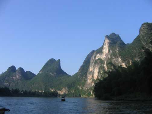 Yangshou River Li
