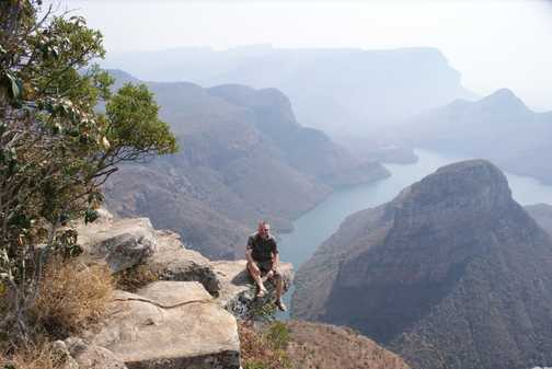 Blyth River Canyon