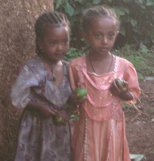 Children in Bahar Dar