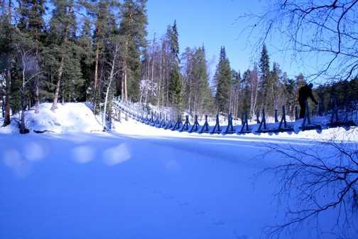 Little Bear Trail Bridge