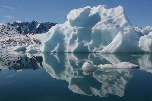 Precarious Ice