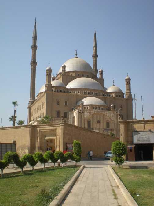 Saladin's mosque