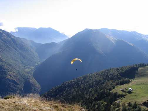 Flying off to Luchon