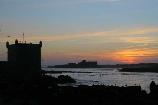 Sunset, Essaouira
