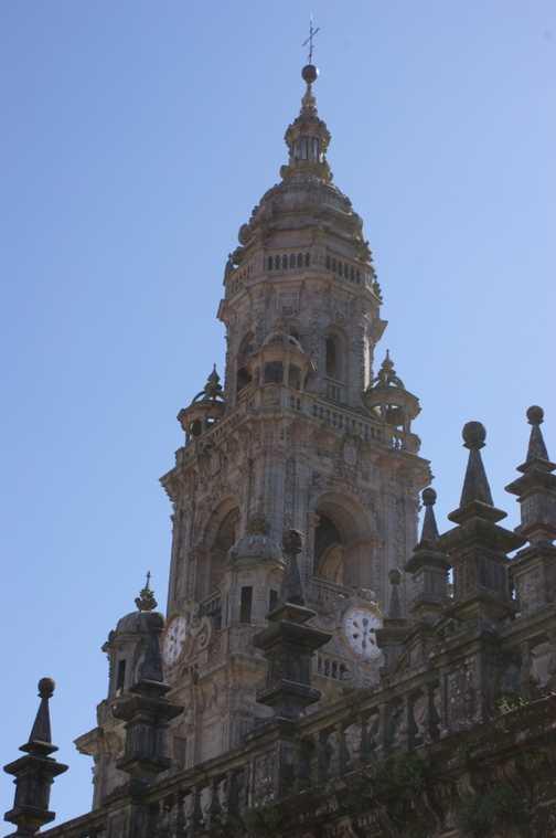Cathedral at Santiago