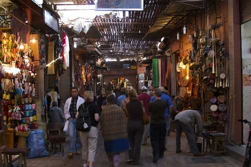 Marrakech - The Souk