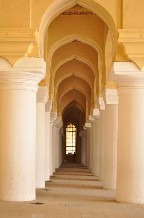 Tirumalai Nayak Palace, Madurai