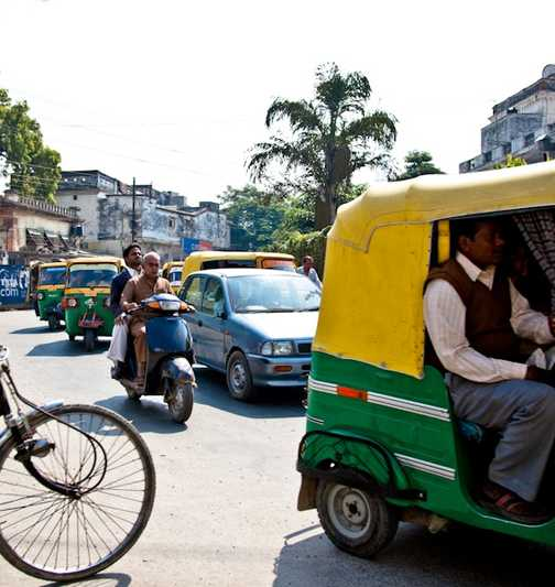 The unforgettable Tuc Tuc ride.