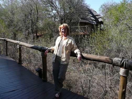 Me at Madikwe