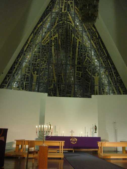 Tromso Cathedral