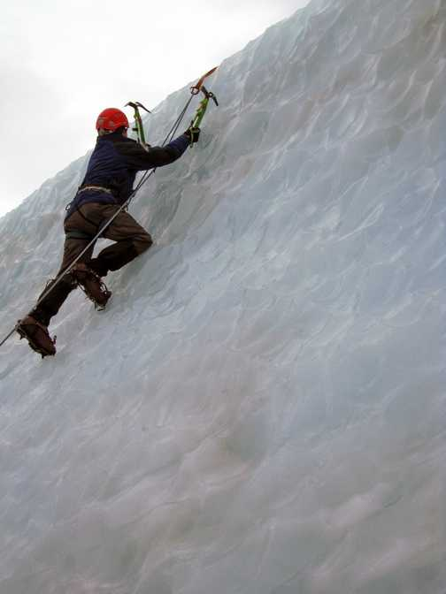 Ice Climbing - Mýrdalsjökull Glacier