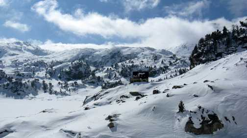 Back to the Colomers Refuge