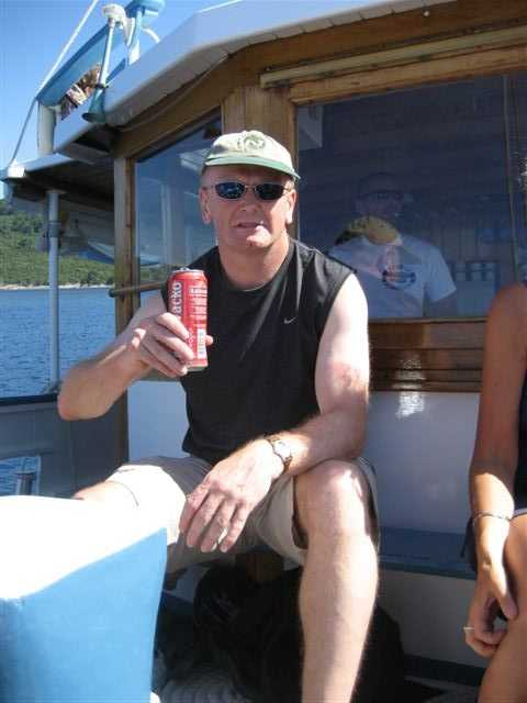 Brew on the Boat