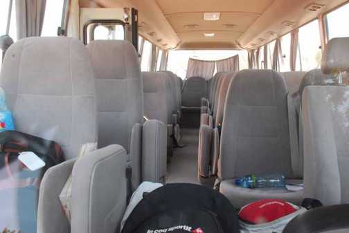 Our Bus