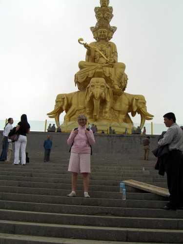Golden Budda