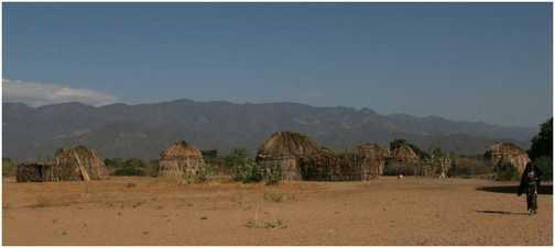 Arbore village