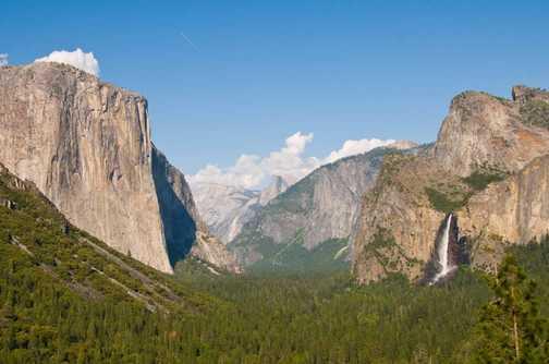 Yosemite N P