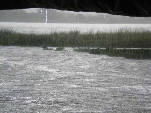 When it rains...