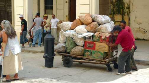 Heavy load, Havana