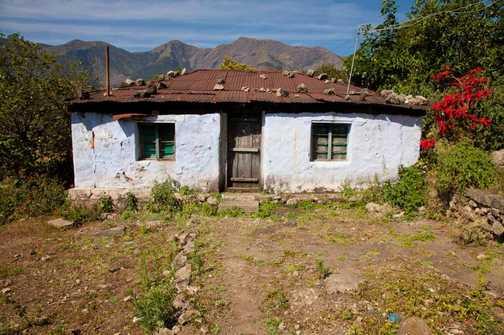 Tamil Nadu cottage