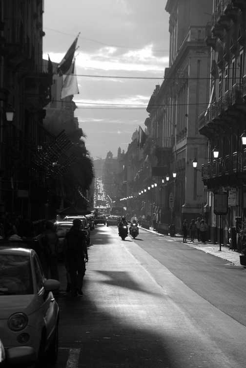 Downtown Catania