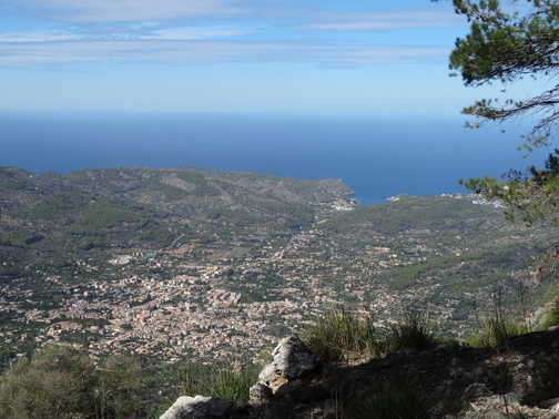 Day 3: high above Sóller